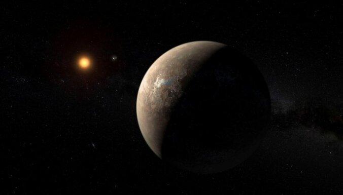 Ближайшая к Солнцу звезда стерилизовала экзопланету