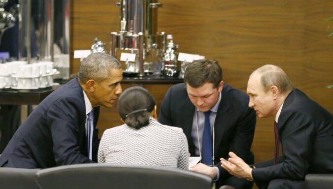 Обама призвал Путина освободить украинскую летчицу Савченко