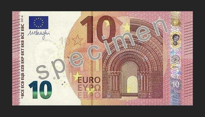 ЕЦБ не станет вводить пластиковые деньги