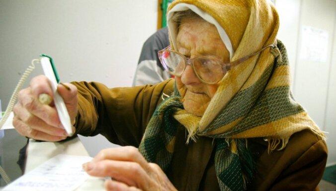 Сейм рассмотрит предложения о пособиях для овдовевших пенсионеров