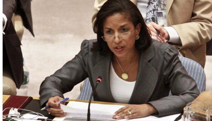 Райс признала ошибочность заявлений о Бенгази
