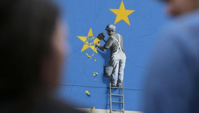 'Brexit' kļūst par realitāti