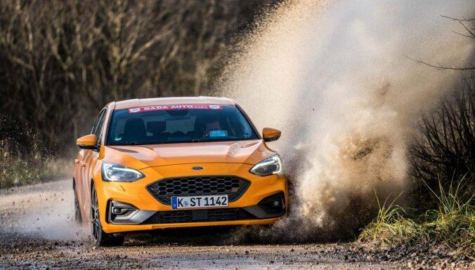 Sportiskākie auto konkursā 'Latvijas Gada auto 2020'