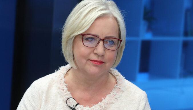 Уход Залпетере с поста: возможно, мэр Риги перестал доверять ей после скандала с партией Пуце
