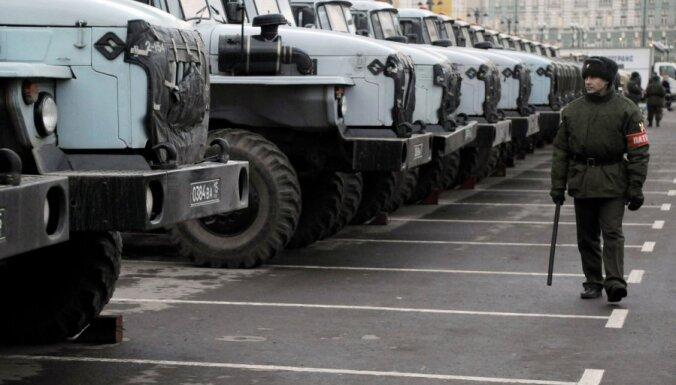 """Московская полиция готовится к """"Маршу миллионов"""""""