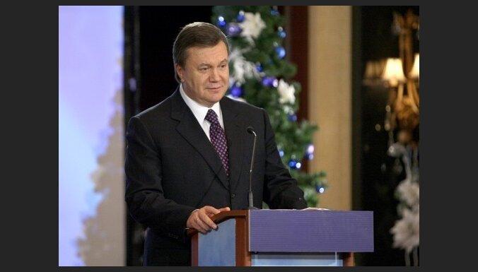 Janukovičs martā dosies oficiālā vizītē uz Maskavu