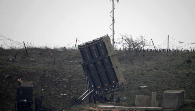 Izraēla draud iznīcināt Sīrijas pretgaisa aizsardzību