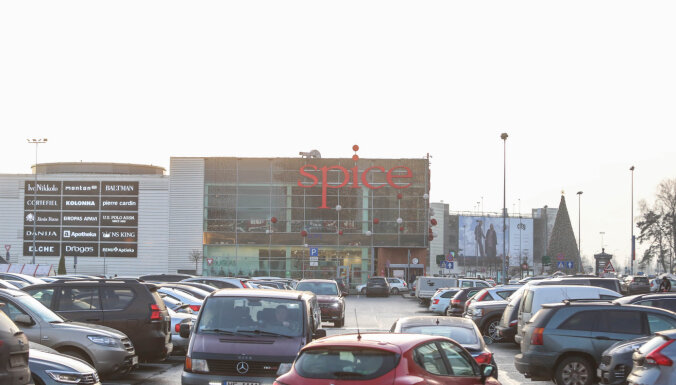 Veikali tirdzniecības centros atsāk darbu