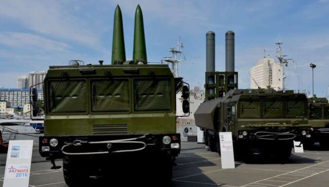 """Германия встревожена: """"Искандеры"""" под Калининградом могут долететь и до Берлина"""