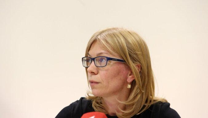 No amata atkāpsies Nacionālā veselības dienesta direktore Inga Milaševiča