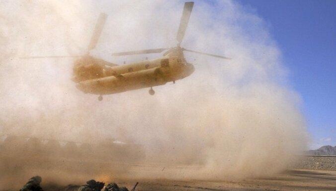 Laikraksts: elitārās SAS specvienības slepenā misijā Irākā nogalina simtiem islāmistu