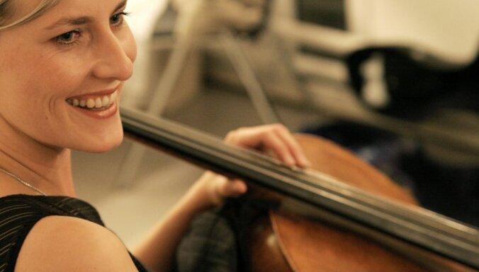 Cēsu koncertzāle sāk jauno sezonu ar festivālu 'Čello Cēsis'