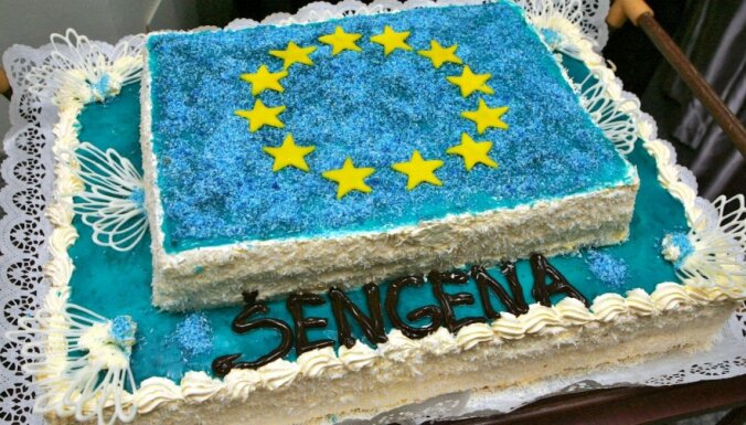 Igaunija iestājas par Šengenas zonas saglabāšanu