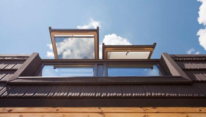 Saules stari visās istabās – kā izvēlēties piemērotākos jumta logus