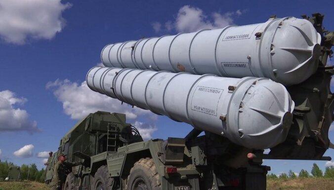 Россия поставила в Сирию ЗРК С-300 вопреки протестам США и Израиля