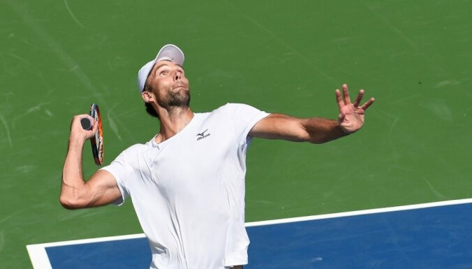 Хорватский ветеран установил рекорд US Open по эйсам