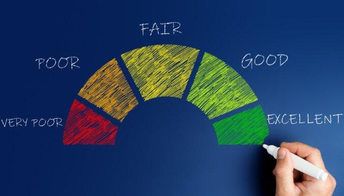 11 jautājumi: kas jāzina par savu kredītreitingu