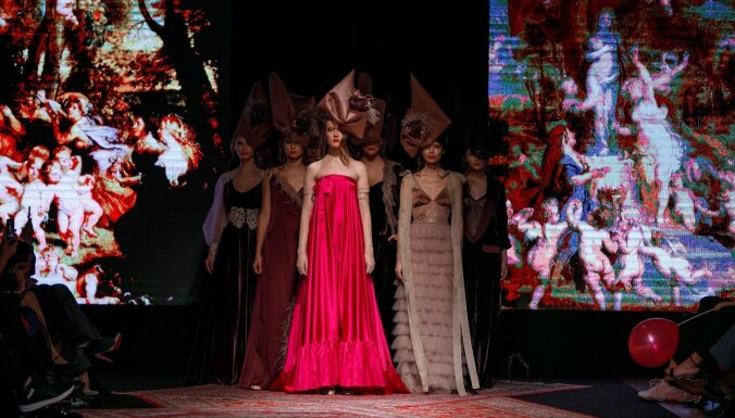 Riga Fashion Week меняет свою локацию