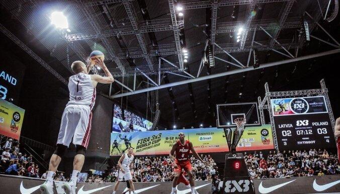 3x3 basketbola izlasei pēc pašizolācijas darbs turpinās individuāli