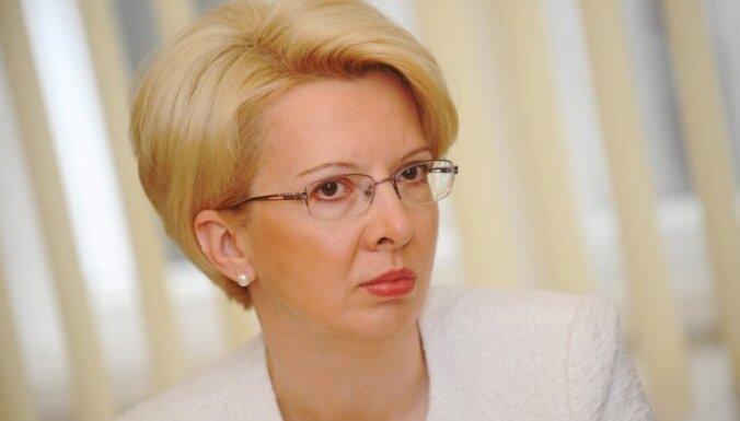 Sadarbībai starp valdību un Saeimu jākļūst daudz labākai, pārliecināta Mūrniece