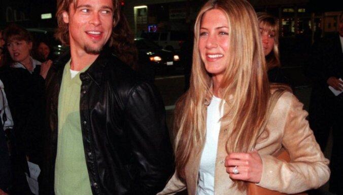 СМИ сообщили о свидании Дженнифер Энистон и Брэда Питта в Италии
