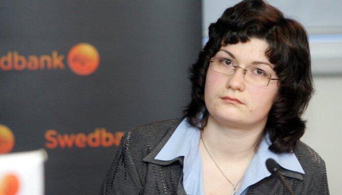 Lija Strašuna: Cenu kāpums turpinās bremzēties