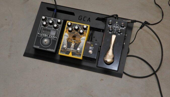 Pašmāju 'Gamechanger Audio' ar jaunām iekārtām izplešas ASV mūzikas tirgū