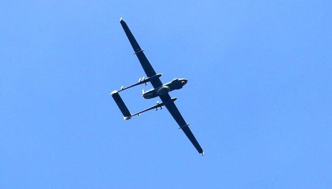 Назван владелец потерянного дрона и обстоятельства его пропажи
