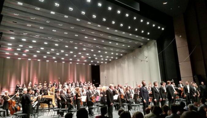 Слушателей концерта хора Латвийского радио ждет самоизоляция: больны четыре зрителя и девять хористов