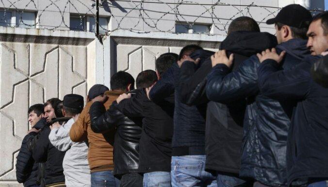За сутки в Москве задержали около 7 тысяч мигрантов