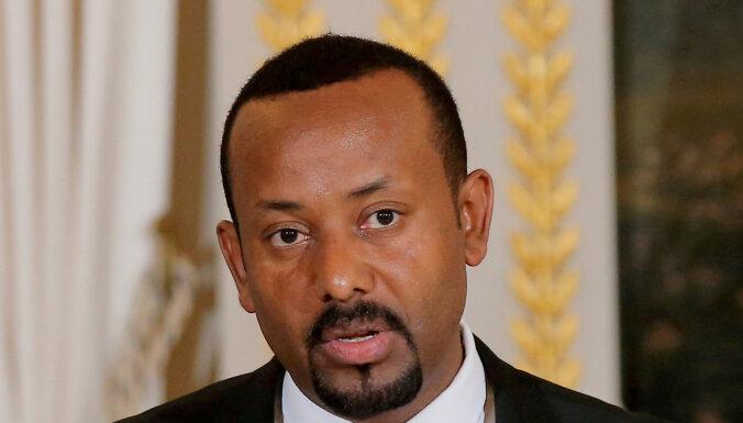 Etiopijas premjers sola pēdējo ofensīvu pret Tigrajas reģionu