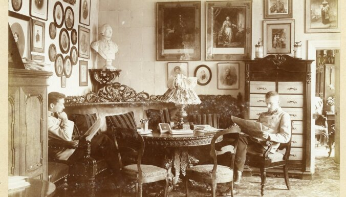 Lasīšanas vēsture Latvijā. Bibliotēku mājvietas 19. gadsimta lasītājiem