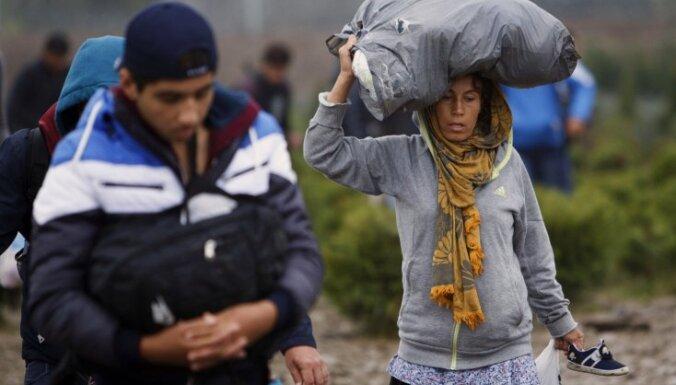 Козловскис: если беженцы не захотят ехать в Латвию, соглашение ЕС провалится