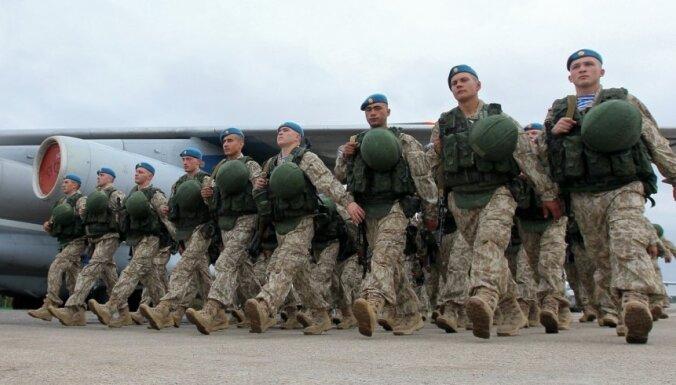 Беларусь готова направить своих миротворцев в Донбасс