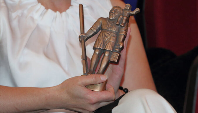Apbalvos Nacionālās kino balvas 'Lielais Kristaps' laureātus