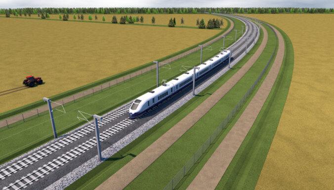В Дании открыли высокоскоростную ж/д, но поезда по ней не ходят. Не будет ли такого с Rail Baltica?