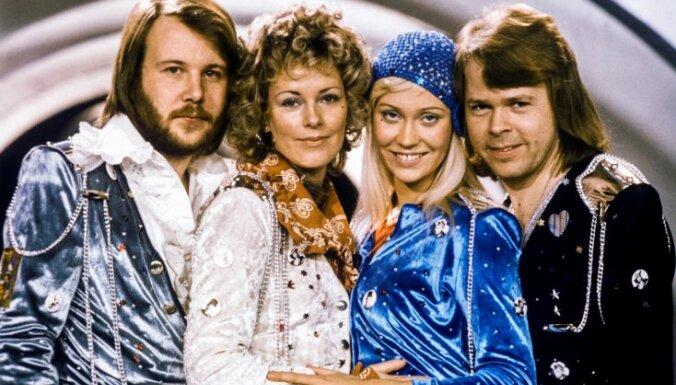 Группа ABBA выпустит новые песни спустя почти 40 лет