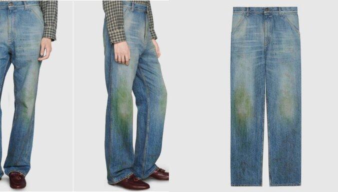 """""""Бомжатский"""" гардероб. Почему богатые люди тратят тысячи на грязную, рваную и старую одежду"""
