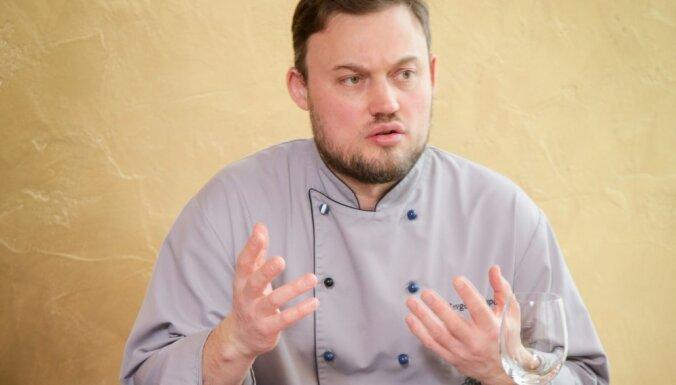 'Fit Model Latvija 2017' dalībnieces pierāda sevi kulinārijas šovā