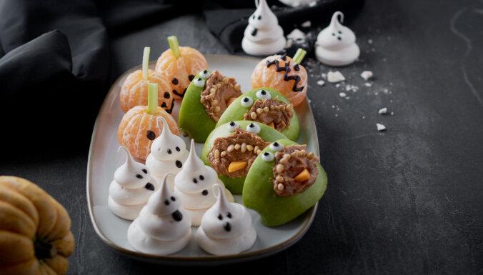 """9 """"ужасных"""" и очень простых рецептов на Хэллоуин"""