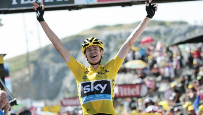 "Лидера ""Тур де Франс"" заподозрили в применении допинга"