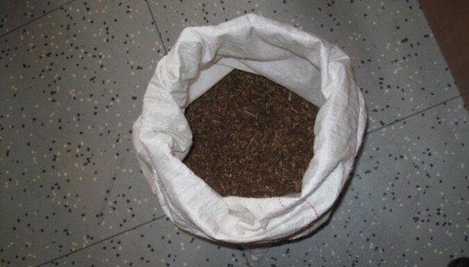 ЧП на границе: у гражданина Латвии изъяли контрабандный жевательный табак