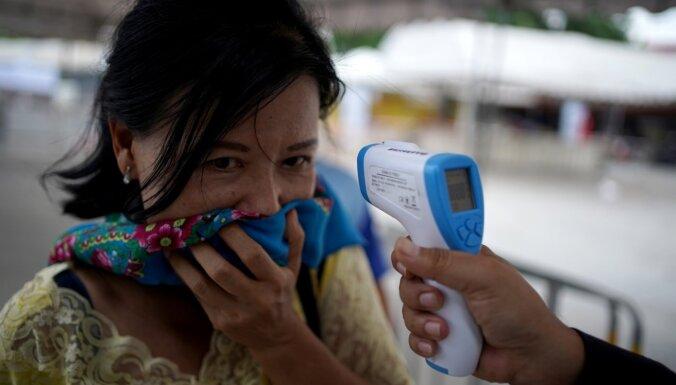 Covid-19: inficēto skaits pasaulē pārsniedz trīs miljonus