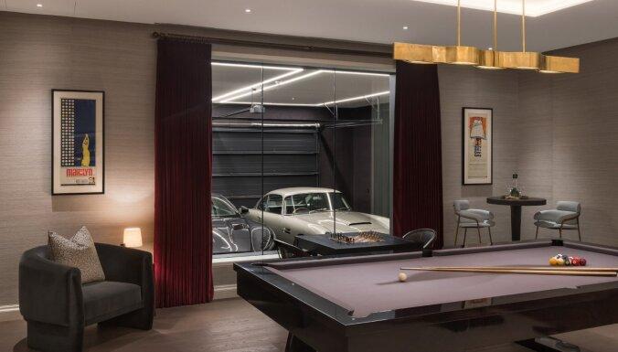 ФОТО. Апартаменты 0.07 – квартира в стиле секретного агента Джеймса Бонда