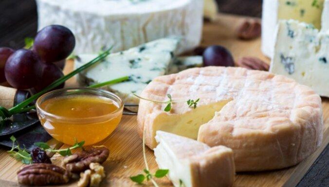 Padomi, kā neapmaldīties veikalu sieru klāsta piedāvājumā