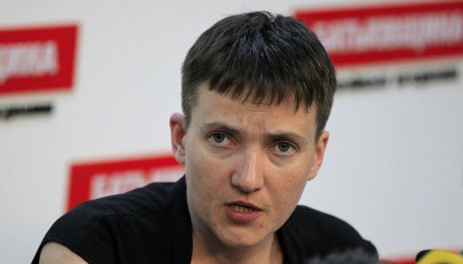 """Савченко: Европа не готова признать Россию """"агрессором"""""""