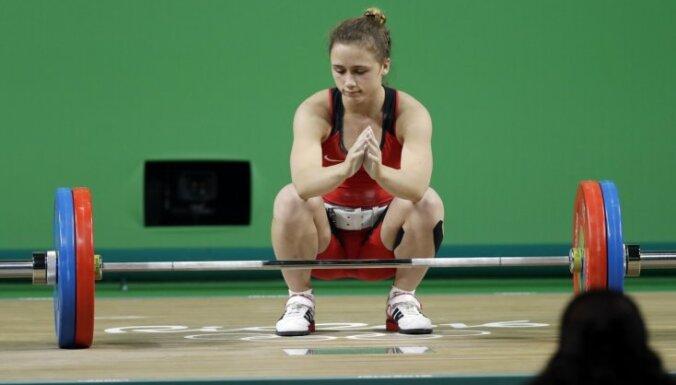 Премии за Рио латвийским спортсменам и их персоналу составят 120 тысяч евро