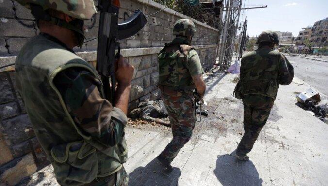 ООН решила расследовать применение химоружия в Сирии