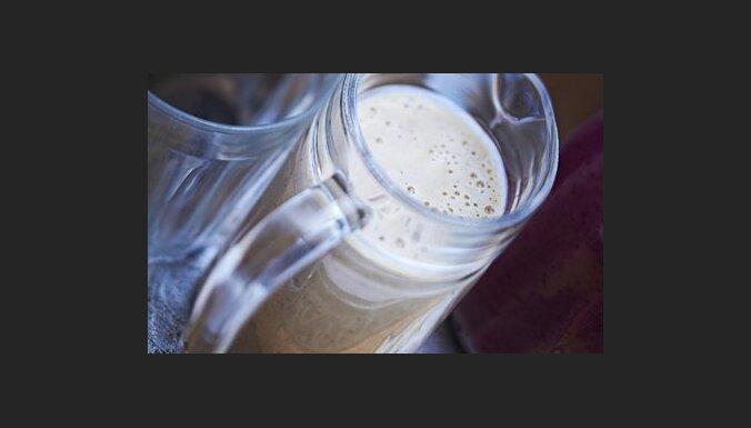 Super sātīgais auzu brokastu kokteilis