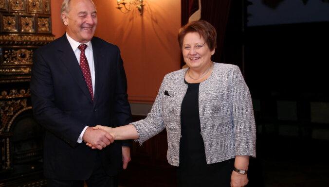 Берзиньш: выборы президента могут привести к переменам в правительстве